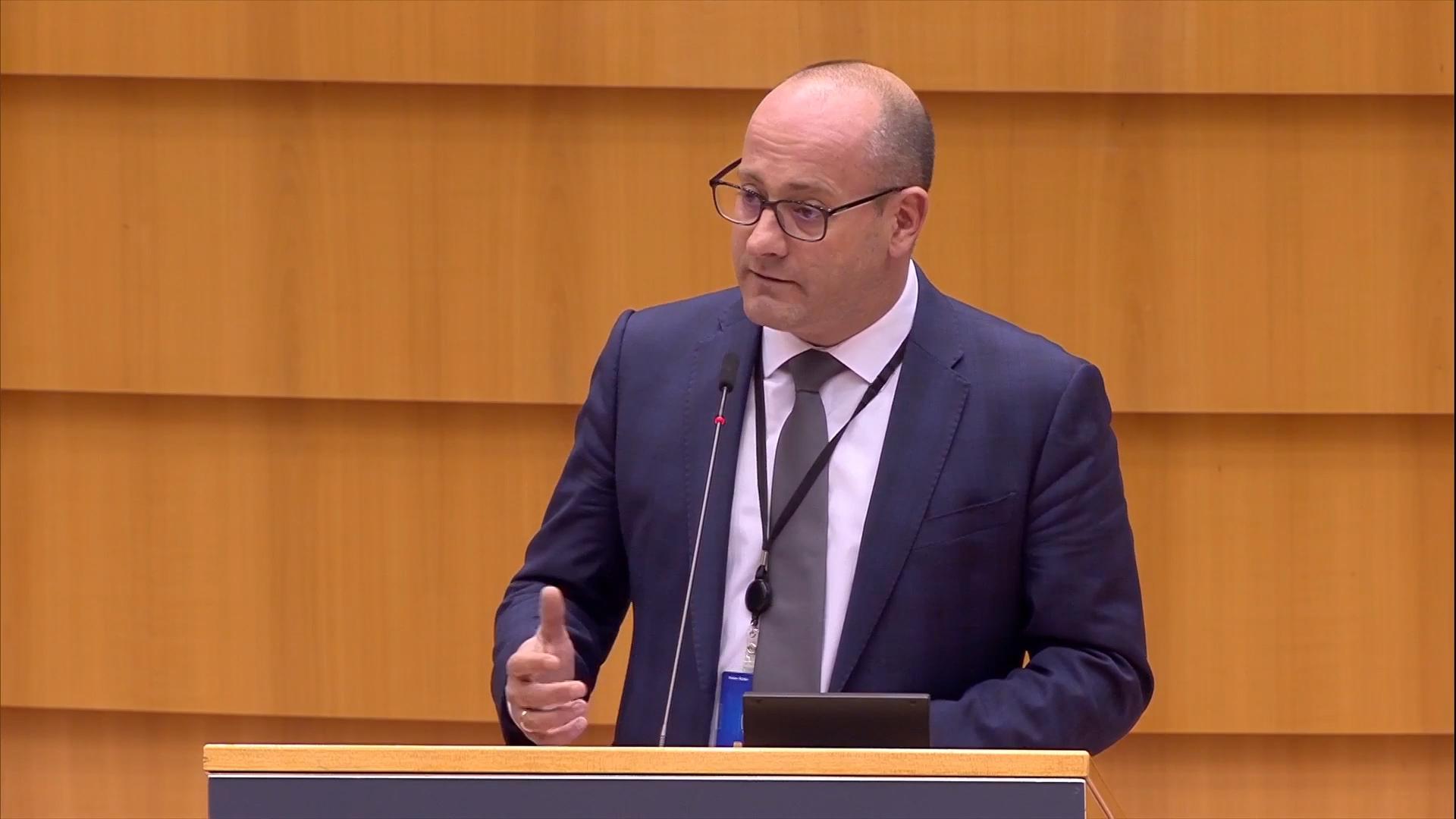 Радан Кънев ЕП Изказване Европейски парламент